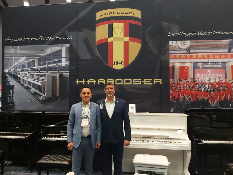 Harrodser on Namm SHOW 2020